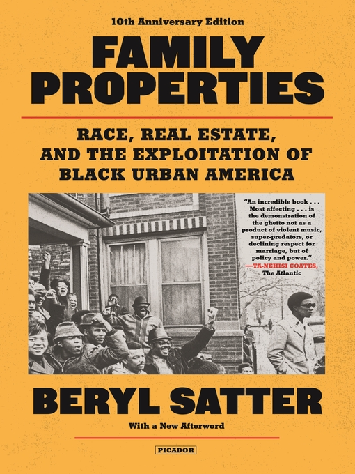 Title details for Family Properties by Beryl Satter - Wait list