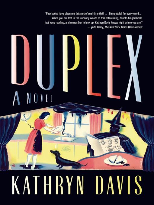 Duplex indianapolis public library overdrive title details for duplex by kathryn davis wait list fandeluxe Epub