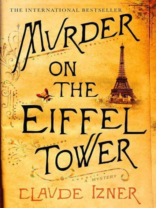 Title details for Murder on the Eiffel Tower by Claude Izner - Wait list