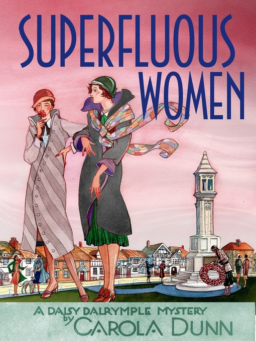 Title details for Superfluous Women by Carola Dunn - Wait list