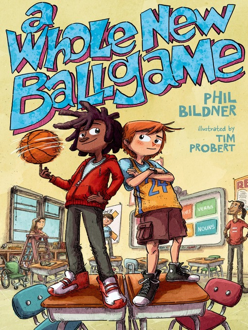 Title details for A Whole New Ballgame--A Rip and Red Book by Phil Bildner - Wait list