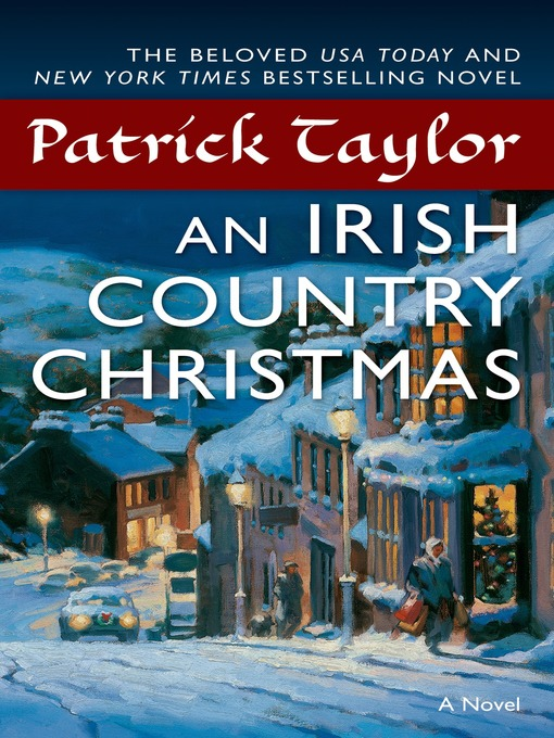 Title details for An Irish Country Christmas by Patrick Taylor - Wait list
