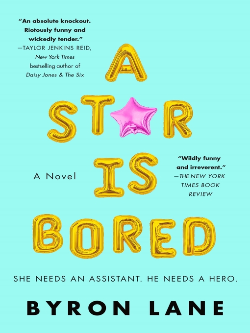 Title details for A Star Is Bored by Byron Lane - Available