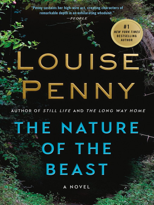 Title details for The Nature of the Beast by Louise Penny - Wait list