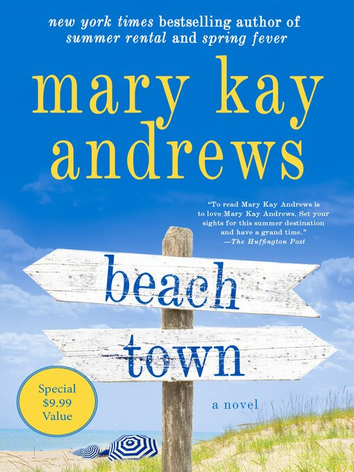 Title details for Beach Town by Mary Kay Andrews - Wait list