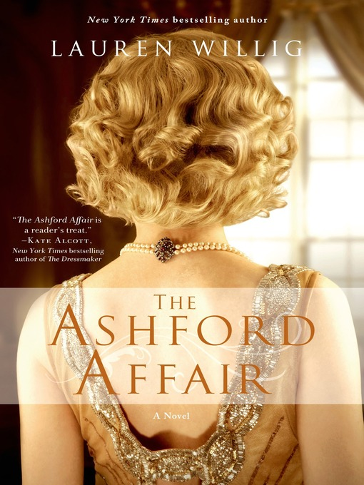 Title details for The Ashford Affair by Lauren Willig - Wait list