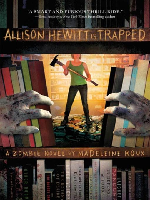 Title details for Allison Hewitt Is Trapped by Madeleine Roux - Wait list