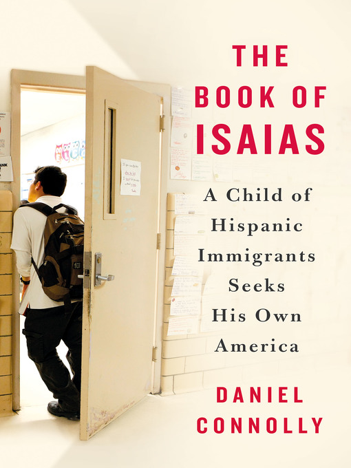 Title details for The Book of Isaias by Daniel Connolly - Wait list