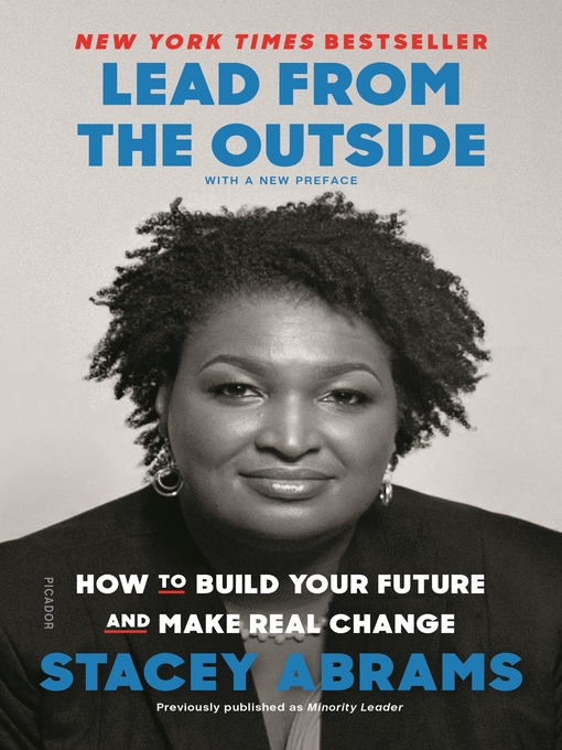 Title details for Lead from the Outside by Stacey Abrams - Wait list