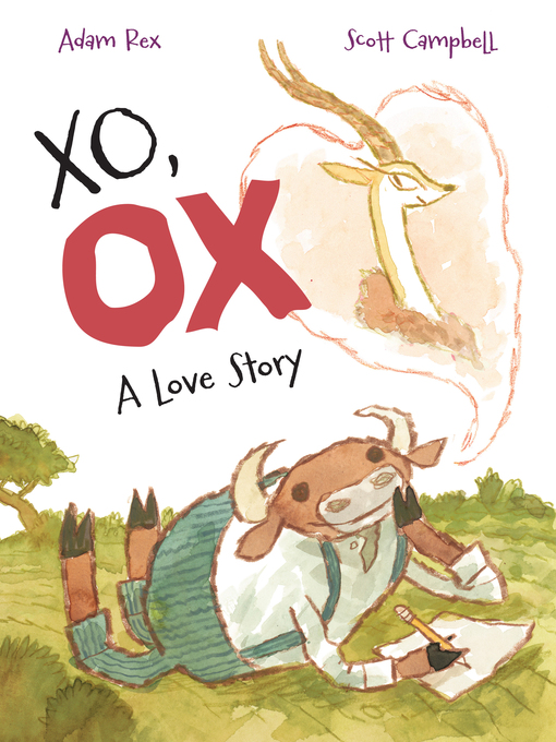 Title details for XO, OX by Adam Rex - Available
