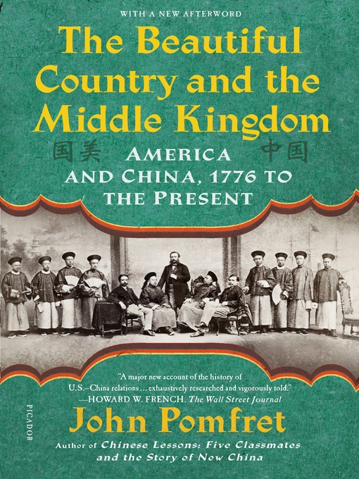 Cover of The Beautiful Country and the Middle Kingdom