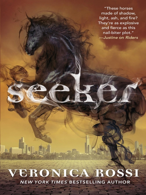 Title details for Seeker by Veronica Rossi - Available