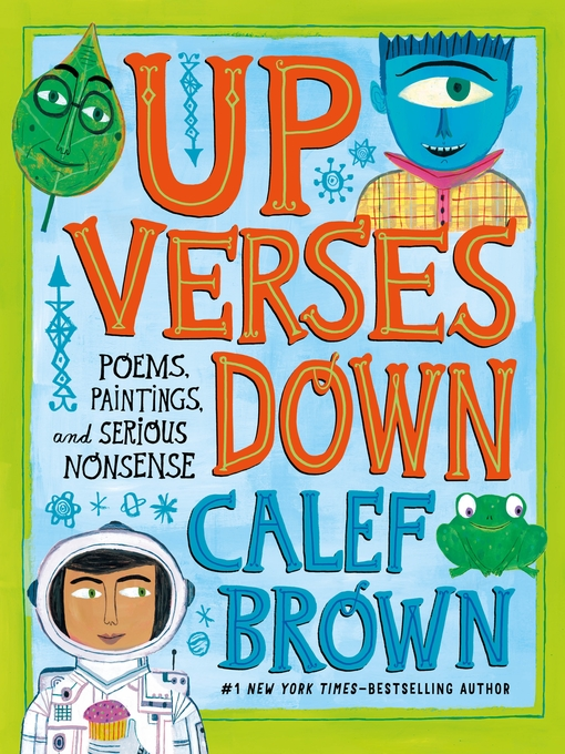 Title details for Up Verses Down by Calef Brown - Available