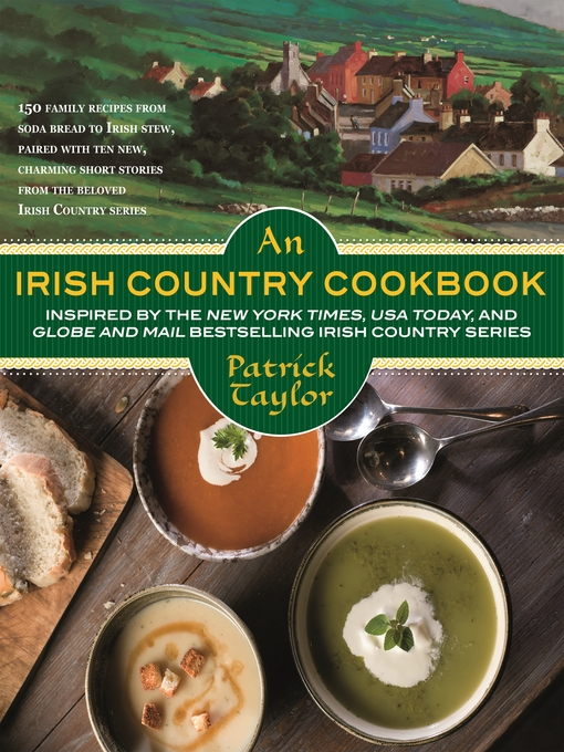 Title details for An Irish Country Cookbook by Patrick Taylor - Wait list