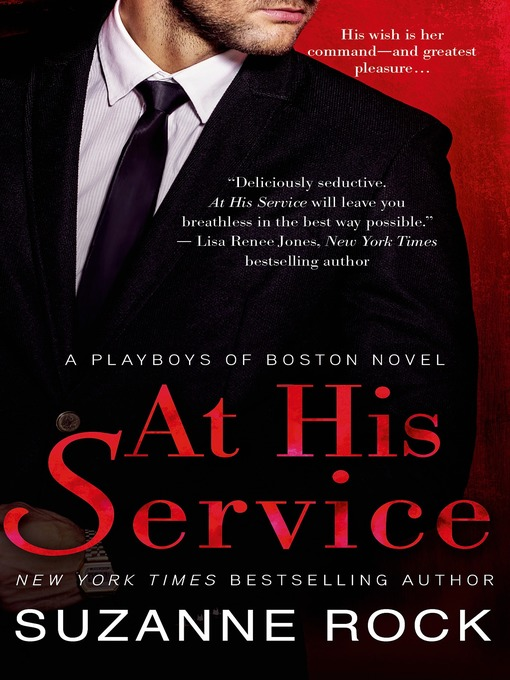 Title details for At His Service by Suzanne Rock - Wait list