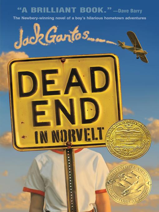 Title details for Dead End in Norvelt by Jack Gantos - Available