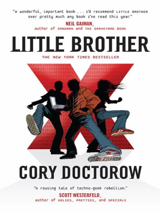 Title details for Little Brother by Cory Doctorow - Wait list