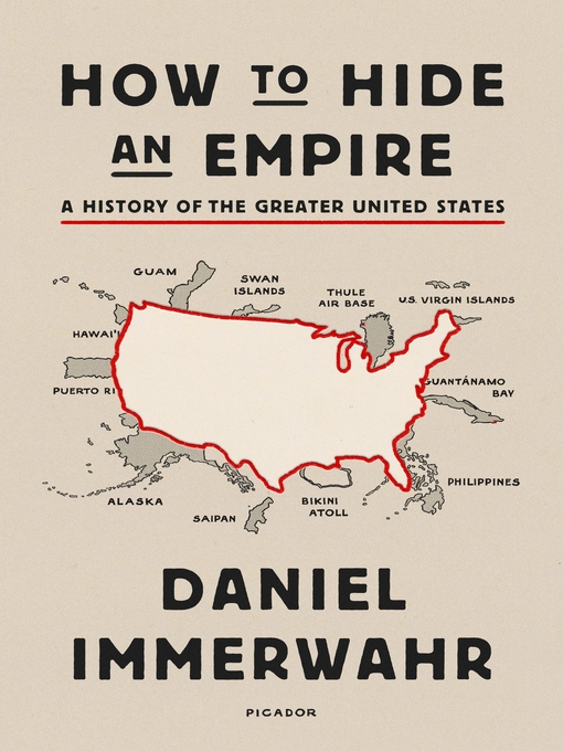 Cover of How to Hide an Empire