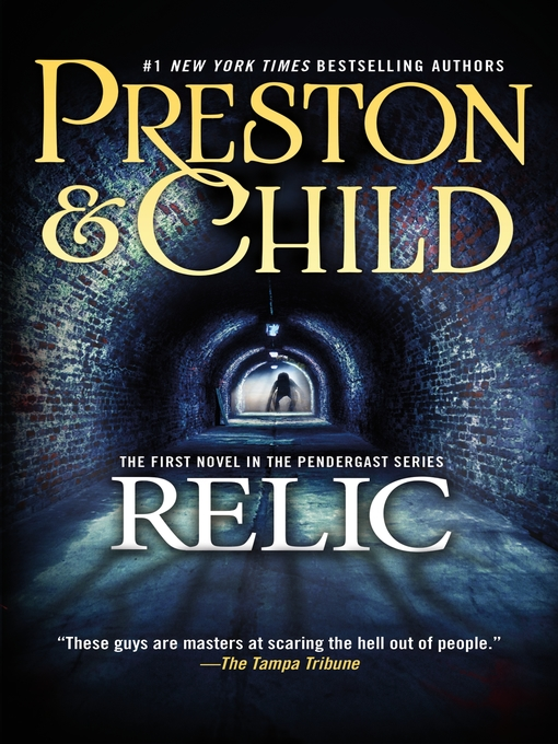 Title details for Relic by Douglas Preston - Wait list