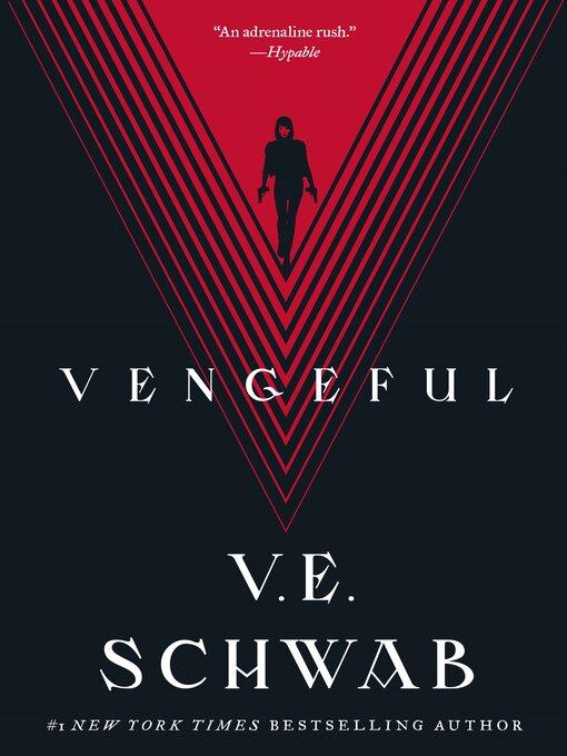 Title details for Vengeful by V. E. Schwab - Wait list