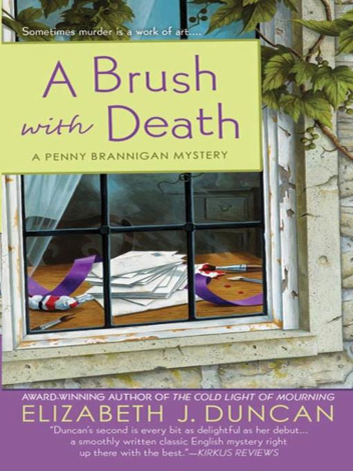 Title details for A Brush with Death by Elizabeth J. Duncan - Available
