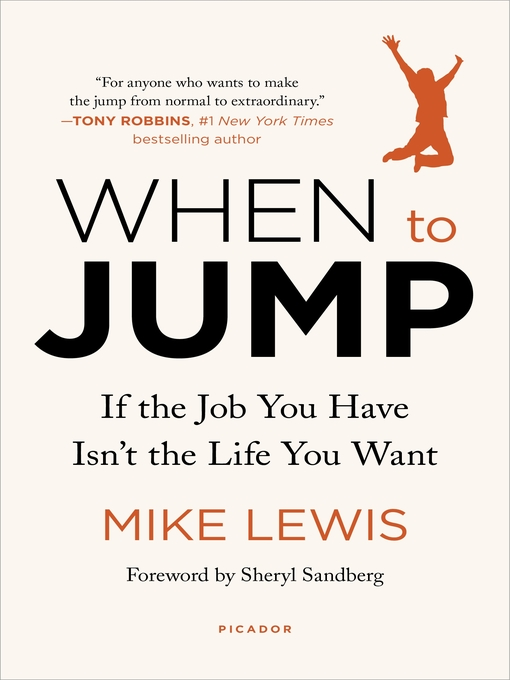 Title details for When to Jump by Mike Lewis - Available