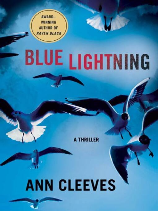 Title details for Blue Lightning by Ann Cleeves - Available
