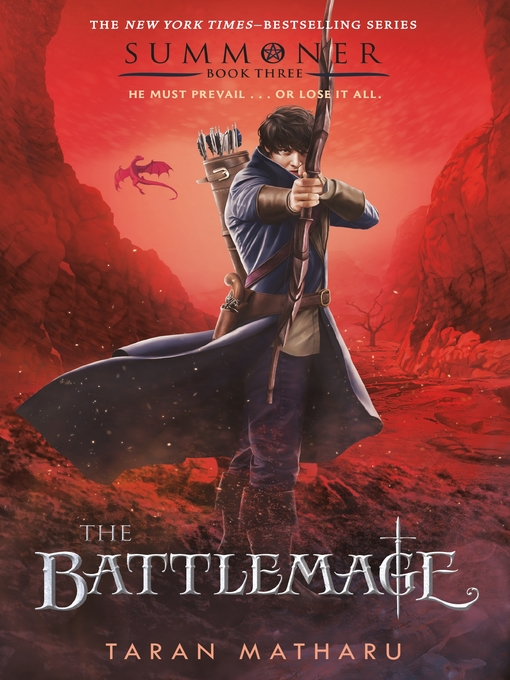 Title details for The Battlemage by Taran Matharu - Available