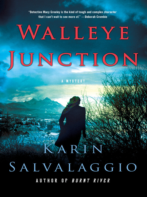 Title details for Walleye Junction by Karin Salvalaggio - Wait list