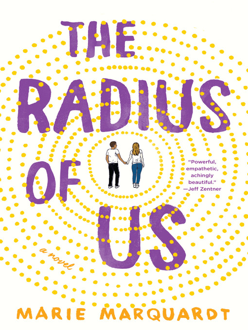 Title details for The Radius of Us by Marie Marquardt - Wait list
