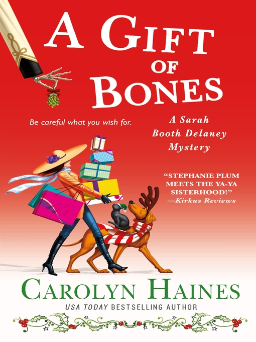 Title details for A Gift of Bones by Carolyn Haines - Available