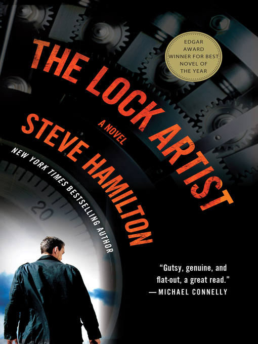 Title details for The Lock Artist by Steve Hamilton - Wait list