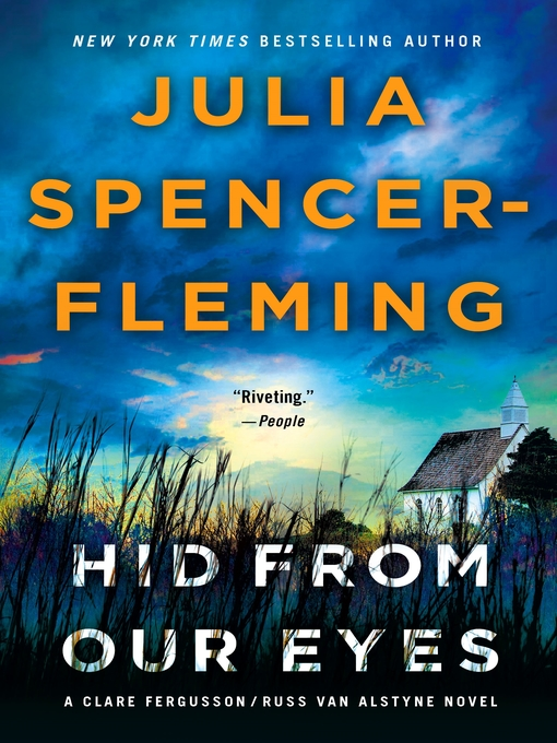 Title details for Hid from Our Eyes by Julia Spencer-Fleming - Available