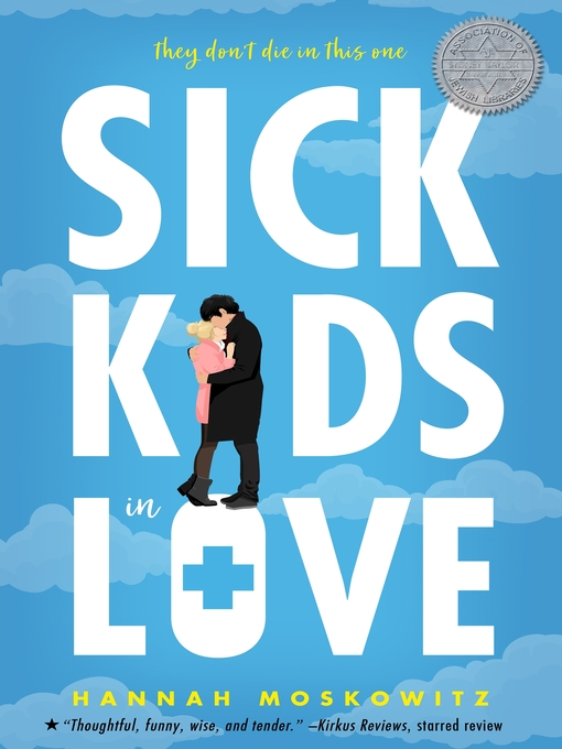 book cover: Sick Kids in Love