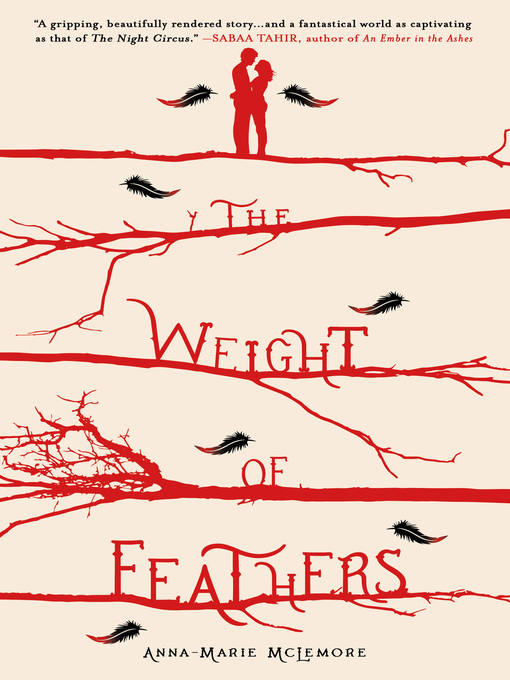 Title details for The Weight of Feathers by Anna-Marie McLemore - Wait list