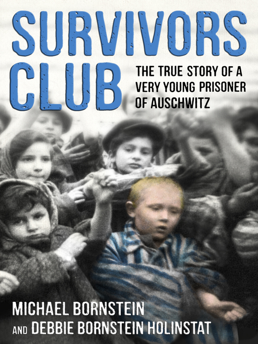 Title details for Survivors Club by Michael Bornstein - Wait list