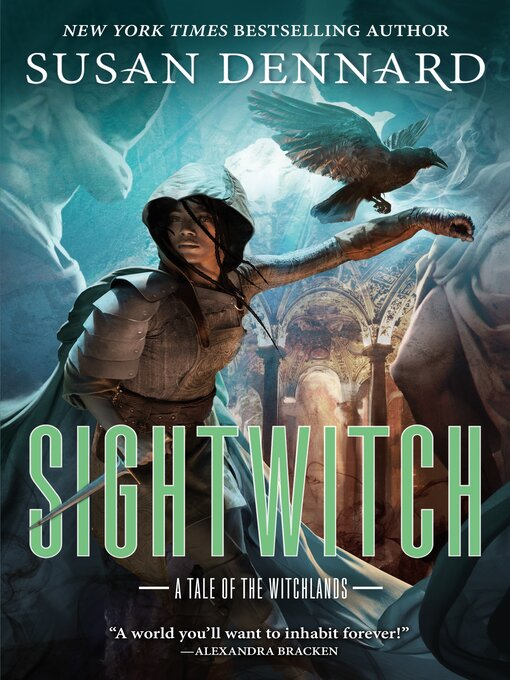Title details for Sightwitch by Susan Dennard - Wait list