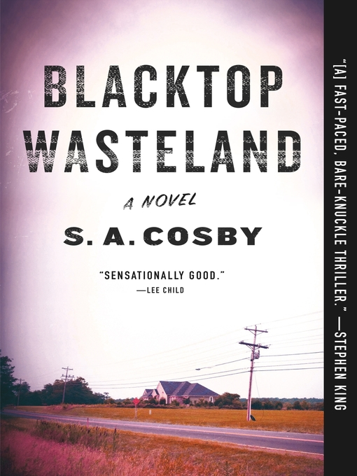 Title details for Blacktop Wasteland by S. A. Cosby - Available