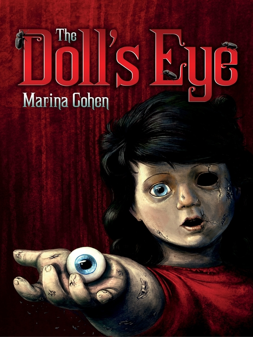 Cover of The Doll's Eye
