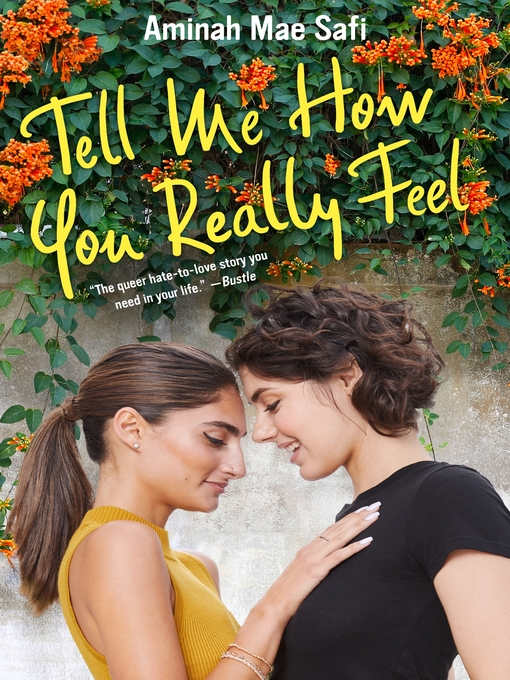 Title details for Tell Me How You Really Feel by Aminah Mae Safi - Wait list