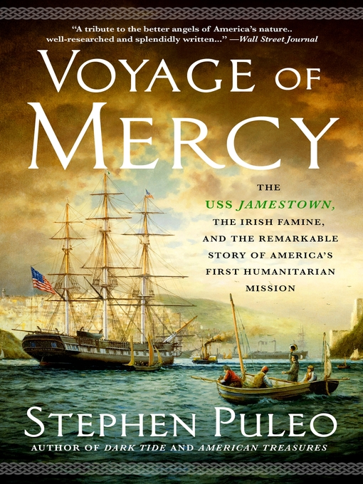 Title details for Voyage of Mercy by Stephen Puleo - Available