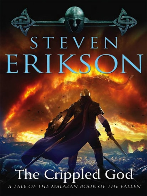 Title details for The Crippled God by Steven Erikson - Wait list