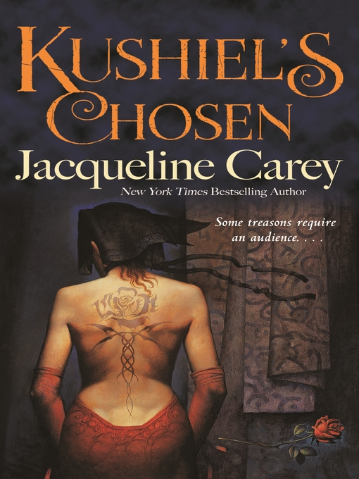 Cover of Kushiel's Chosen