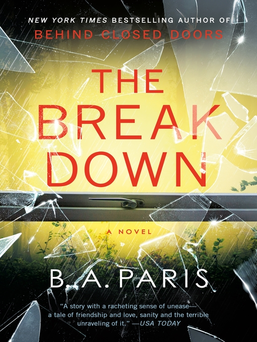 Title details for The Breakdown by B. A. Paris - Wait list