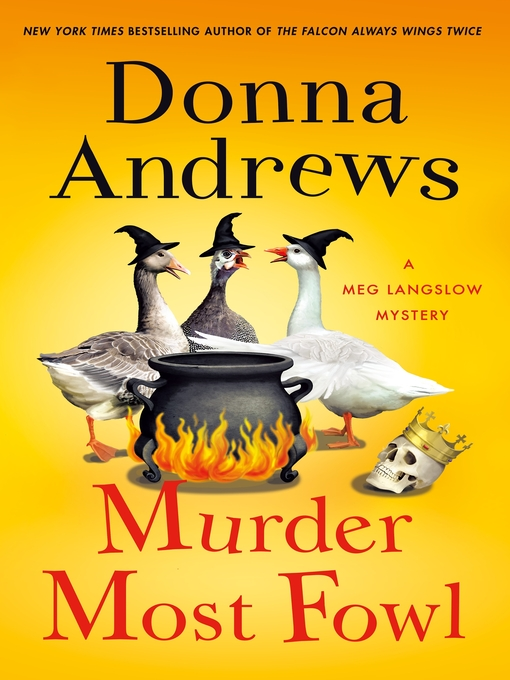 Title details for Murder Most Fowl by Donna Andrews - Available