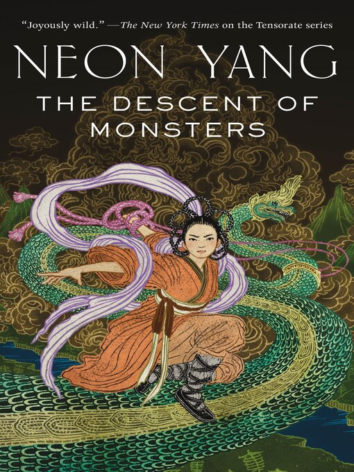 Title details for The Descent of Monsters by JY Yang - Available