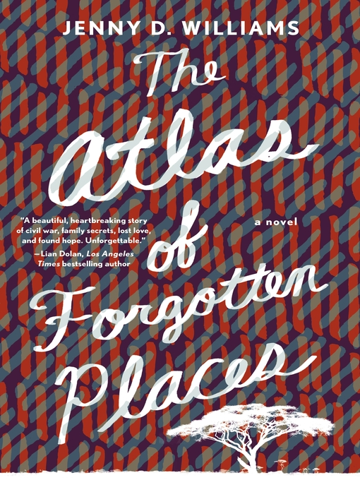 Title details for The Atlas of Forgotten Places by Jenny D. Williams - Wait list