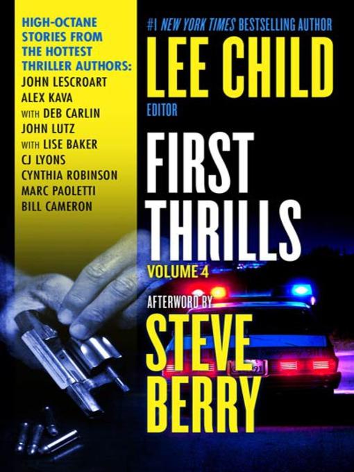Title details for First Thrills, Volume 4 by John Lescroart - Wait list