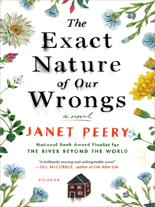 Title details for The Exact Nature of Our Wrongs by Janet Peery - Wait list