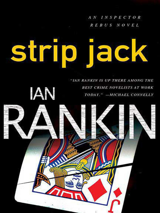 Title details for Strip Jack by Ian Rankin - Wait list
